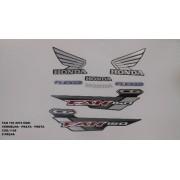 Faixa Cg 150 Fan Esdi 15 - Moto Cor Todas - Kit 1198