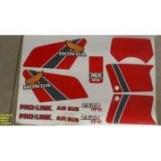 Faixa Xlx 250 85 - Moto Cor Branca (81 - Kit Adesivos)