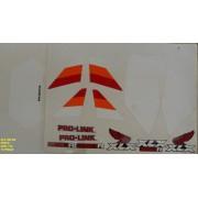 Faixa Xlx 350 88 - Moto Cor Preta (118 - Kit Adesivos)