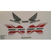 Faixa Xre 300 13 - Moto Cor Branca (1120 - Kit Adesivos)