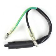 Interruptor De Freio Cg Titan Ks 95-04 Green 150 Dianteiro