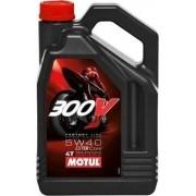 Oleo Para Motor De Moto 4 Tempos 5w40 300v Factory Line 4lt