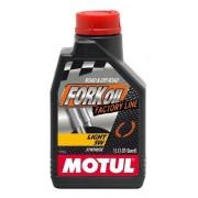 Oleo Para Suspensao De Moto Fluido Motul Fork Oil 5w 1 Litro
