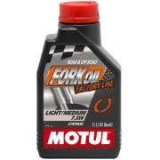 Oleo Para Suspensao De Moto Fluido Motul Fork Oil 7,5w 1 Lt