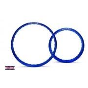 Par Aro Alumínio Azul Titan 150 Mix 18x160+18x185
