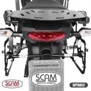Scam Spto072 Afastador Alforge Kawasaki Versys1000 2012-2014