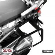 Scam Spto090 Afastador Alforge Bmw R1200gs 2004-2012