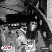 Scam Spto126 Protetor Sensor Abs Tiger1200 Explorer 2012+