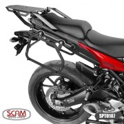 Scam Spto187 Suporte Baú Lateral Yamaha Mt09 Tracer 2015+