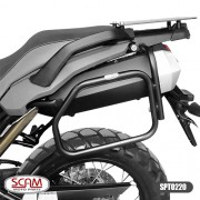 Scam Spto220 Afastador Alforge Yamaha Tenere660 2011+