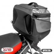 Scam Spto235 Suporte Bolsa Softbag F800gs Adventure 2014+
