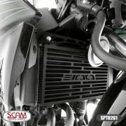 Scam Spto261 Protetor Radiador Kawasaki Z300 2015+