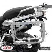 Scam Spto312 Suporte Baú Lateral Trekker R1200gs Adv 2013+