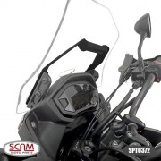 Scam Spto372 Suporte Gps Honda Cb500x 2016+