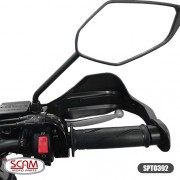 Scam Spto392 Protetor De Mao Yamaha Fazer250 2006+