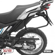Scam Spto434 Yamaha Crosser150 2014+ Afastador Alforge