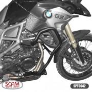 Scam Sptop042 Protetor Motor Carenagem Bmw F800gs 2008+