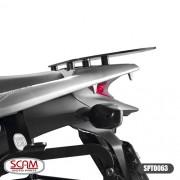 Spto063 Scam Suporte Baú Superior Transalp700 2011-2014