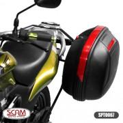 Spto067 Scam Suporte Baú Lateral Honda Xre300 2010+