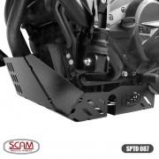 Spto087 Scam Protetor Carter Bmw F800gs 2008+