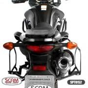 Spto152 Scam Afastador Alforge Suzuki V-strom650 2014-2018