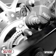 Spto269 Scam Protetor Sensor Abs Par Honda Cb500x 2018+