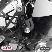 Spto309 Scam Protetor Sensor Abs Multistrada1200 End 2016+