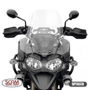 Spto378 Scam Protetor De Mao Triumph Tiger1200 2012+
