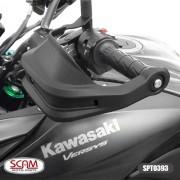 Spto393 Protetor De Mao Kawasaki Versys650 Tourer 2015+ Scam