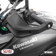 Spto393 Protetor De Mao Scam Kawasaki Versys1000 2015+
