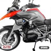 Spto415 Preto Protetor Motor Carenagem Bmw R1200gs 2013 A 19