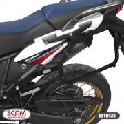 Suporte Bau Bauleto Lateral Honda Africa Twin Scam