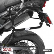 Suporte Baú Lateral Triumph Tiger800 2012+ Spto058 Scam