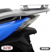 Suporte Baú Superior Sh150 Sh150i Sh 150 Honda Scam