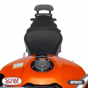 Suporte Baú Superior Yamaha Mt09 2015+ Scam Spto172