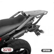 Suporte Baú Superior Yamaha Mt-09 Tracer Bagageiro Scam Mt09