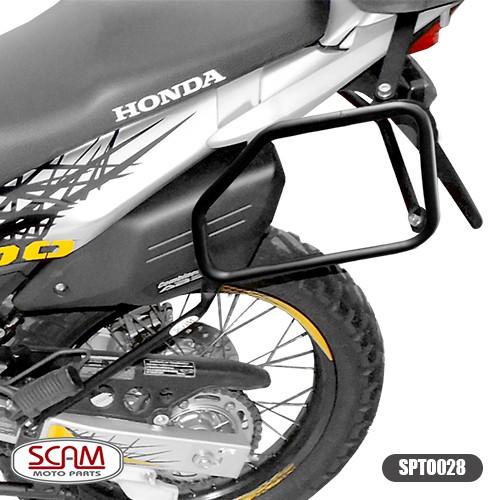 Afastador De Alforge Scam Honda Xre 300 Spto028