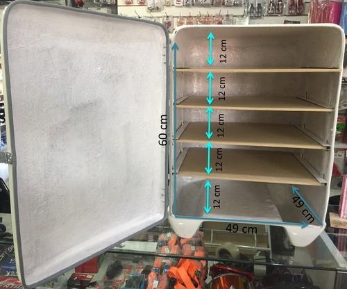 Bau Fibra Moto Divisorias Rem. Pizza Extra Gigante 194lts2