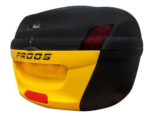 Bauleto Awa Proos 34 Lts Amarelo