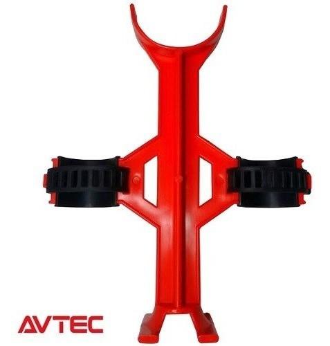 Bloqueador Suspensao Motos Importadas Vermelho