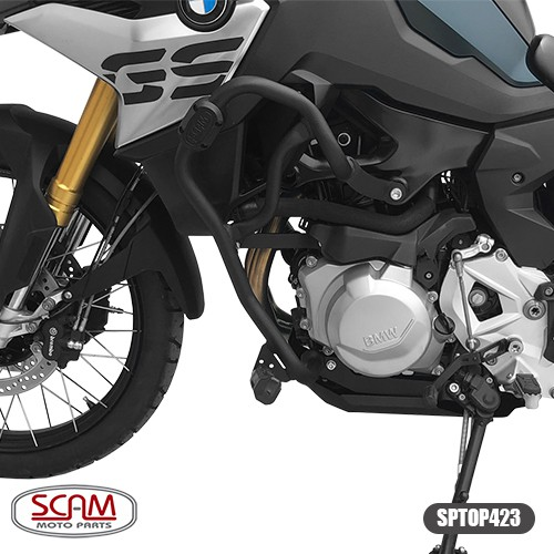 Bmw F 850gs Scam Sptop423 Protetor Motor Carenagem Pedaleira