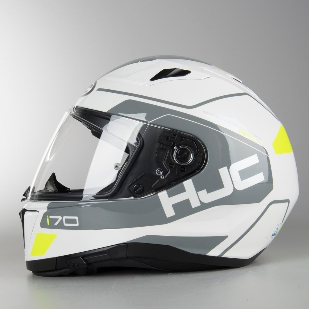Capacete Hjc I70 Karon Branco