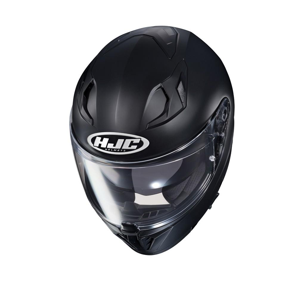 Capacete Hjc I70 Solido Preto