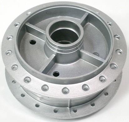 Cubo Roda Traseira Nx 150 /200/ Xr 200 /xlr 125 (c/bucha)