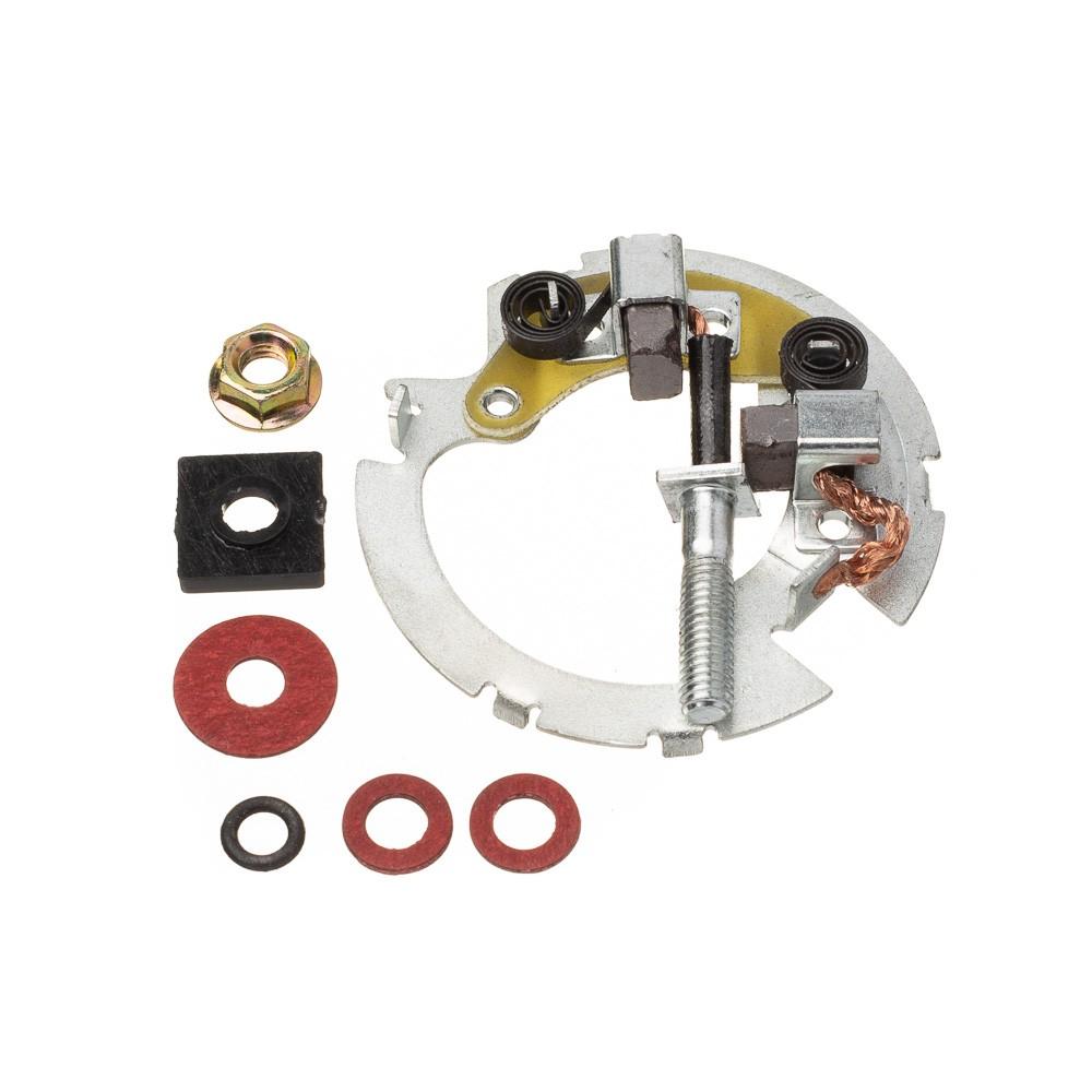 Escova Motor De Partida C/ Suporte Cbx 200 - Cg 125 Titan