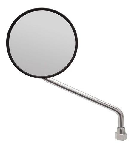 Espelho Retrovisor Dt 200 Haste Cromada L Direito Rosca Esq
