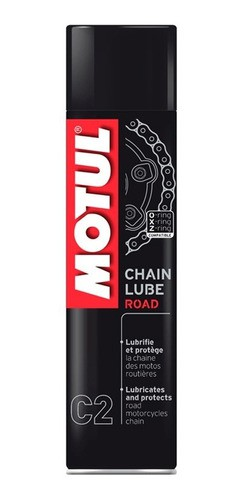 Graxa Spray Chain Lube C2 On Road (street) 400ml