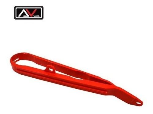 Guia De Corrente Da Balança Honda Crf 250/450 Vermelho ...13