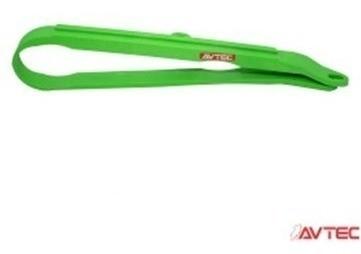 Guia De Corrente Da Balança Kawasaki Kx 100 Verde