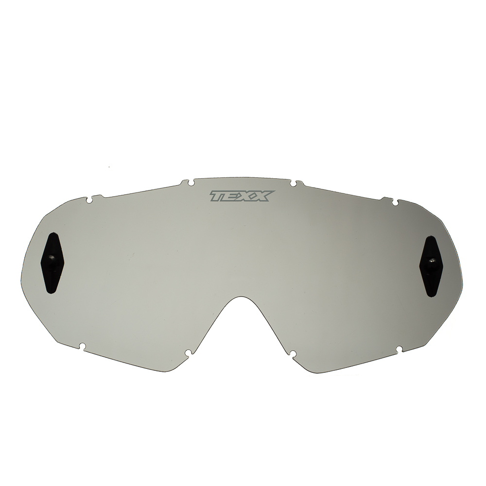 Lente Oculos Texx Fx-1 Pro Fume - Tear Off